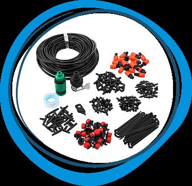 Závlaha a závlahové komponenty